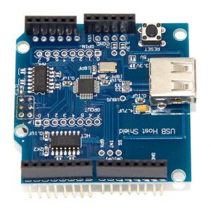 ADK USB HOST SHIELD ANDROID V2.0 B10