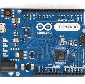 ARDUINO LEONARDO VERSION OFICIAL CON CABLE USB