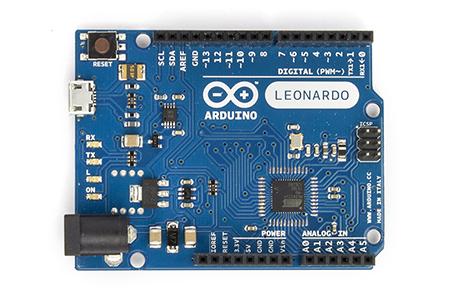 ARDUINO LEONARDO VERSION OFICIAL CON CABLE USB