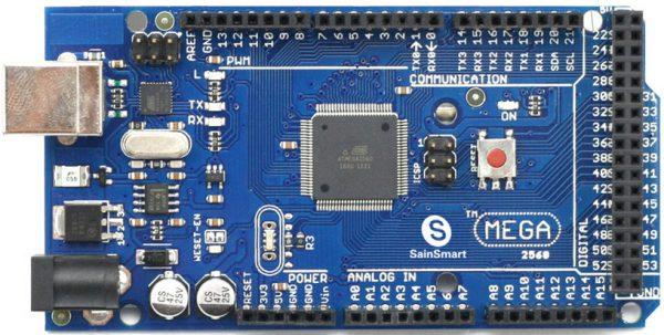 ARDUINO MEGA 2560 VERSION OFICIAL CON CABLE USB