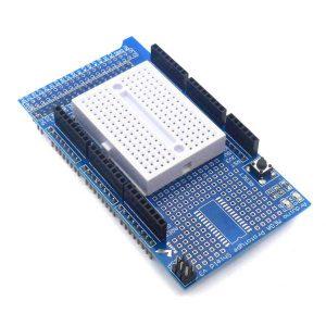Arduino MEGA Prototype V3 Con Protoboard B12