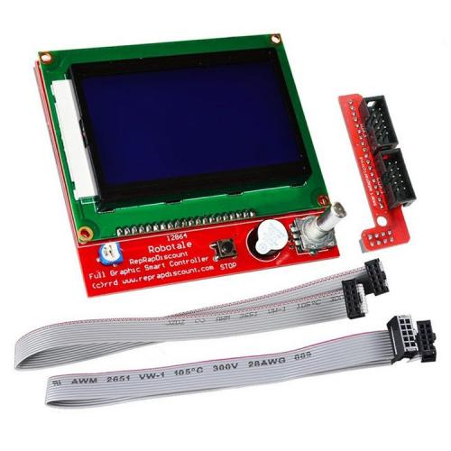 CONTROLADOR GRAFICO IMPRESORA 3D LCD 128X64