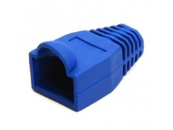 Capuchon Para Conector RJ45 PVC Color Azul