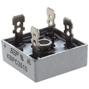 DIODO PUENTE RECTIFICADOR KBPC3510 35A 1000V