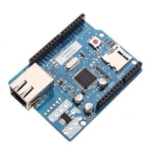 ETHERNET SHIELD W5100 R3 CON ENTRADA SD CARD B9