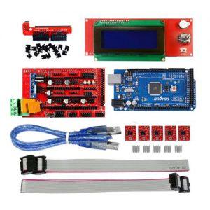 KIT CNC IMPRESORA 3D MEGA 2560 RAMPS 1.4