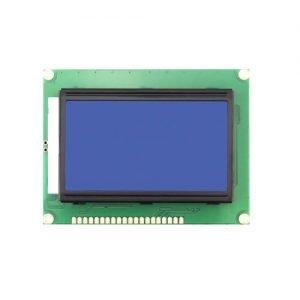 LCD DISPLAY 128X64 5V AZUL