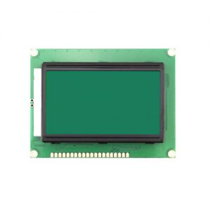 LCD DISPLAY 128X64 5V VERDE