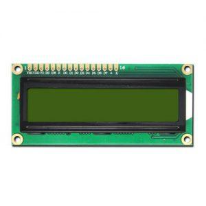 LCD DISPLAY 16X02 VERDE