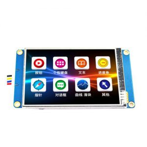 LCD DISPLAY NEXTION 2.4 TFT 320X240