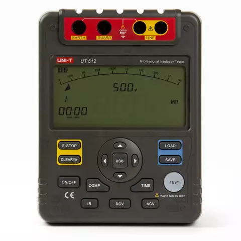 MEGOMETRO 250-1000V UNI-T UT-512
