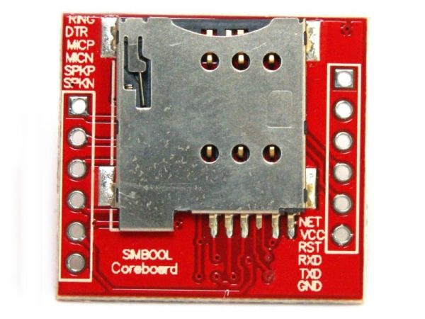 MINI MODULO SIM800L GPRS GSM