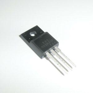 MOSFET 9D5N20F 200V 2.5A NPN