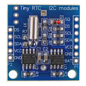 Modulo Real Time Click RTC I2C DS1307