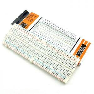 Protobaord solderless 830 pines MB-102