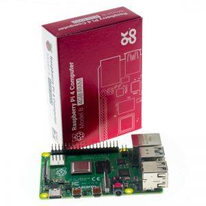 RASPBERRY PI 4 PLACA MODEL B 4GB RAM