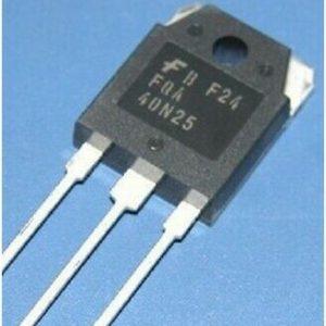 TRANSISTOR MOSFET FQA40N25 250V 40A NPN