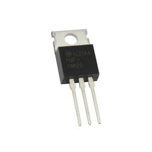 TRANSISTOR MOSFET FQP19N20 200V 19.4A NPN