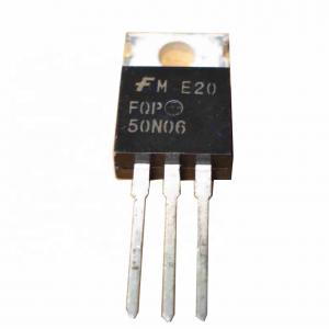 TRANSISTOR MOSFET FQP50N06 60V 50A NPN