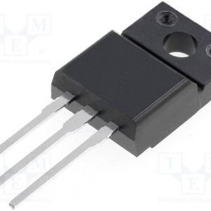 TRANSISTOR MOSFET FQPF33N10 100V 18A NPN