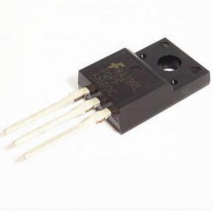 TRANSISTOR MOSFET FQPF5N60C 600V 4.5A NPN