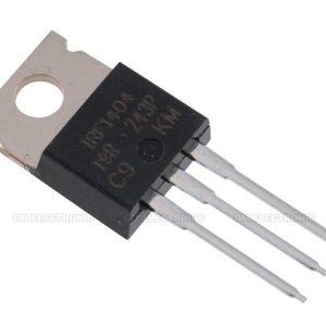 TRANSISTOR MOSFET IRF1404 40V 162A NPN