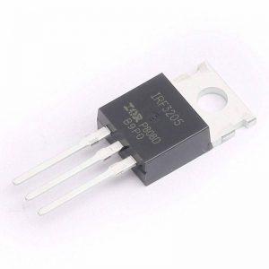 TRANSISTOR MOSFET IRF3205 55V 110A NPN
