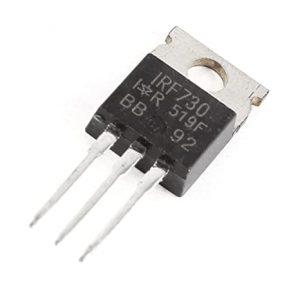 TRANSISTOR MOSFET IRF730 400V 5.5A NPN