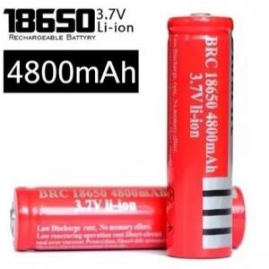 ULTRAFIRE BRC 18650 3.7V LI-ION 4800MAH RECARGABLE